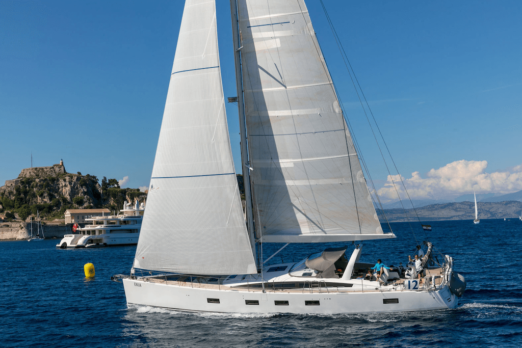 Jeanneau Yachts Rendezvous in Corfu